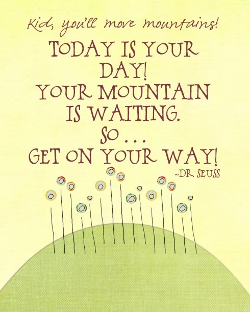 Your Mountain is waiting...